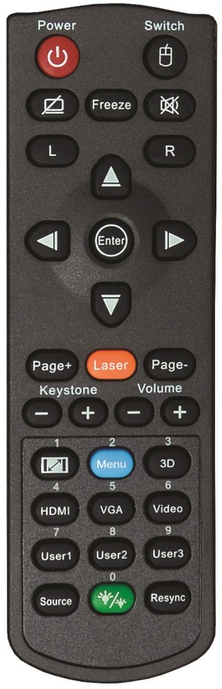 Проектор Optoma X344