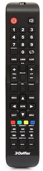 LCD телевизор Doffler 32CH15-T2