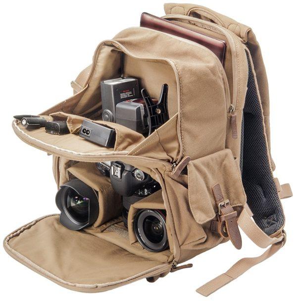 Сумка для камеры GreenBean Military 02