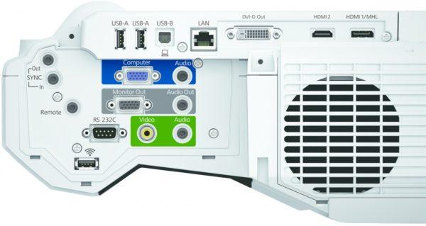 Проектор Epson EB-1460Ui