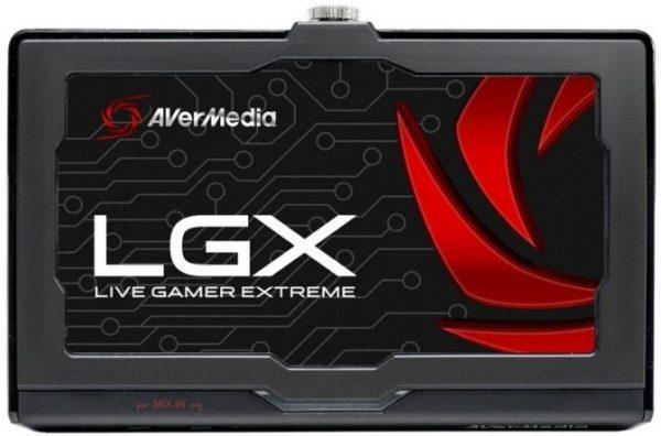 ТВ тюнер Aver Media Live Gamer Extreme