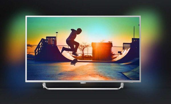 LCD телевизор Philips 65PUS6412