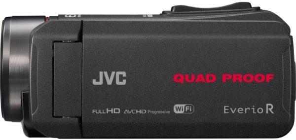 Видеокамера JVC GZ-RX640