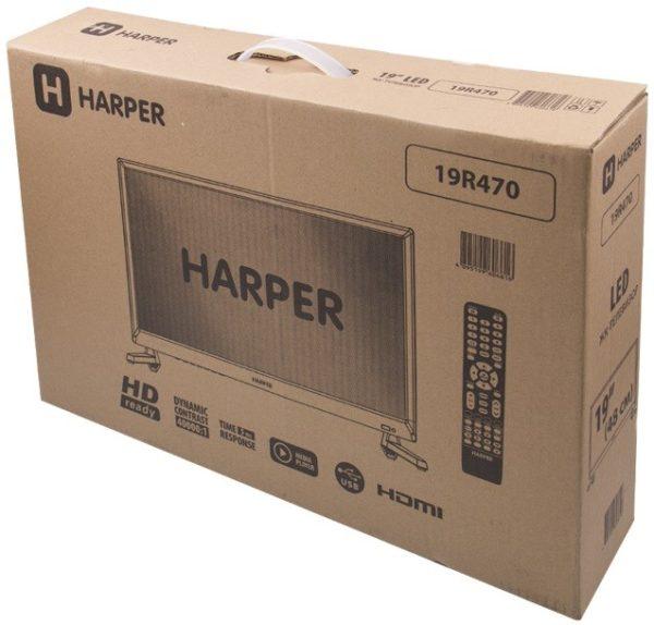 LCD телевизор HARPER 19R470