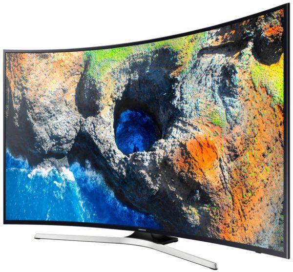 LCD телевизор Samsung UE-49MU6303
