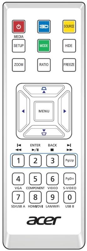 Проектор Acer U5220
