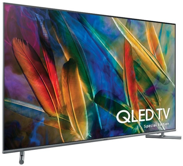 LCD телевизор Samsung QE-55Q6F