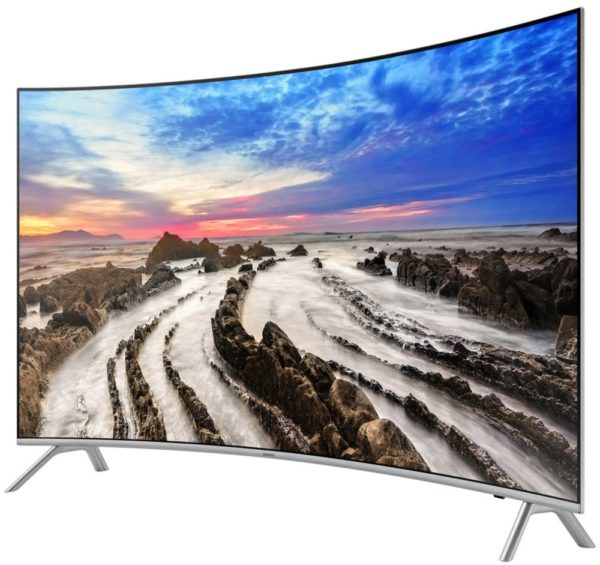 LCD телевизор Samsung UE-55MU7500