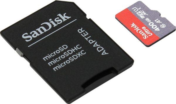Карта памяти SanDisk Ultra A1 microSDXC Class 10 [Ultra A1 microSDXC Class 10 200Gb]