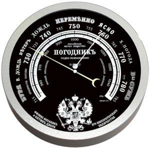 Термометр / барометр RST 07837