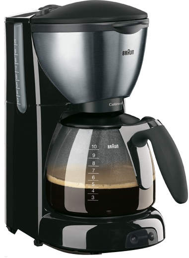 Кофеварка Braun KF 570
