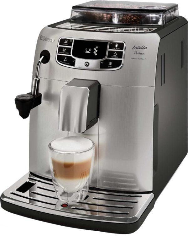 Кофеварка Philips Saeco Intelia Delux HD 8904