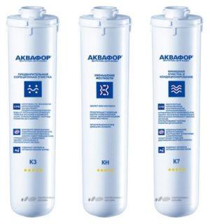 Картридж для воды Aquaphor K3-KH-K7
