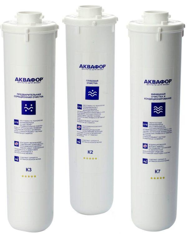 Картридж для воды Aquaphor K1-03-02-07