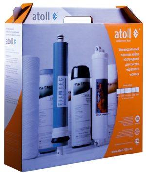 Картридж для воды Atoll 101