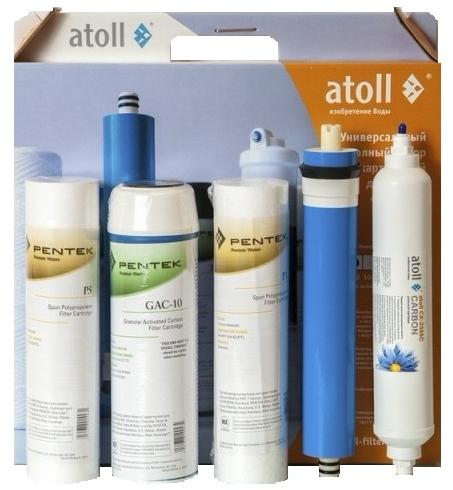 Картридж для воды Atoll 102