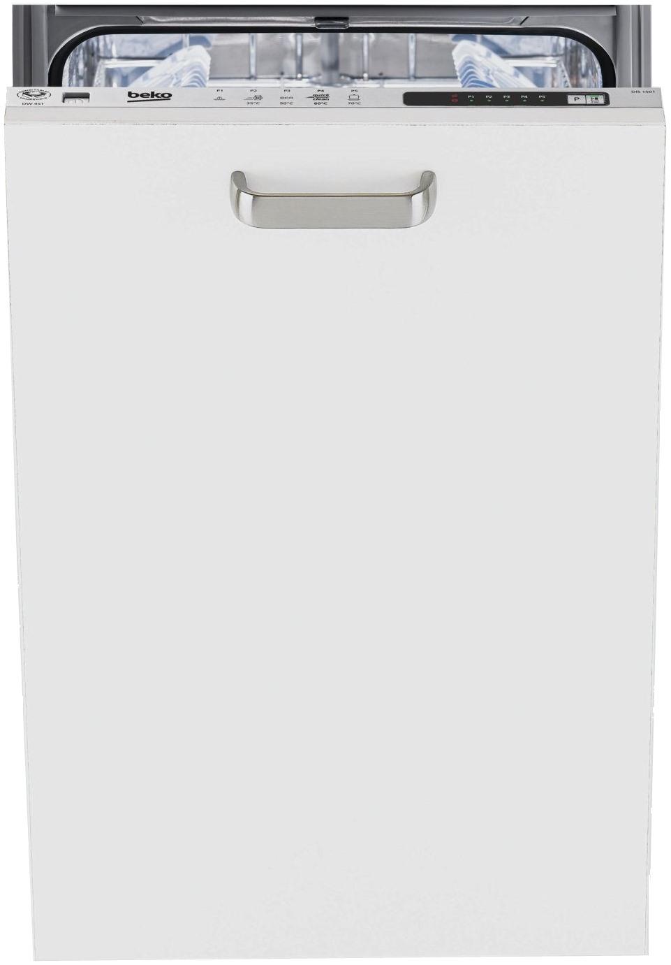 Встраиваемая посудомоечная машина Beko DIS 1501