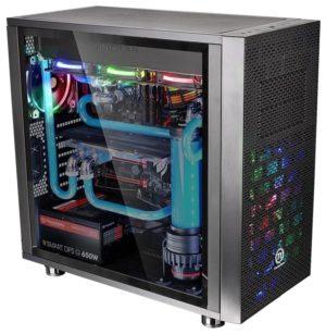 Корпус (системный блок) Thermaltake Core X31 Tempered Glass Edition