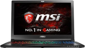Ноутбук MSI GS63VR 7RF Stealth Pro [GS63VR 7RF-409]