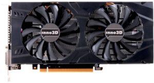 Видеокарта Inno3D GeForce GTX 1060 N106F-5SDN-N5GS