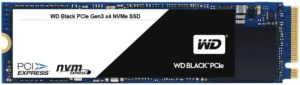 SSD накопитель WD Black SSD M.2 [WDS512G1X0C]