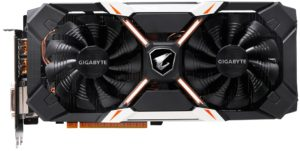 Видеокарта Gigabyte GeForce GTX 1060 GV-N1060AORUS X-6GD