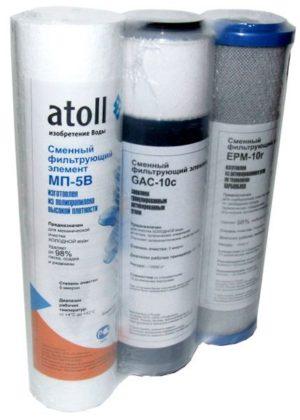 Картридж для воды Atoll 303