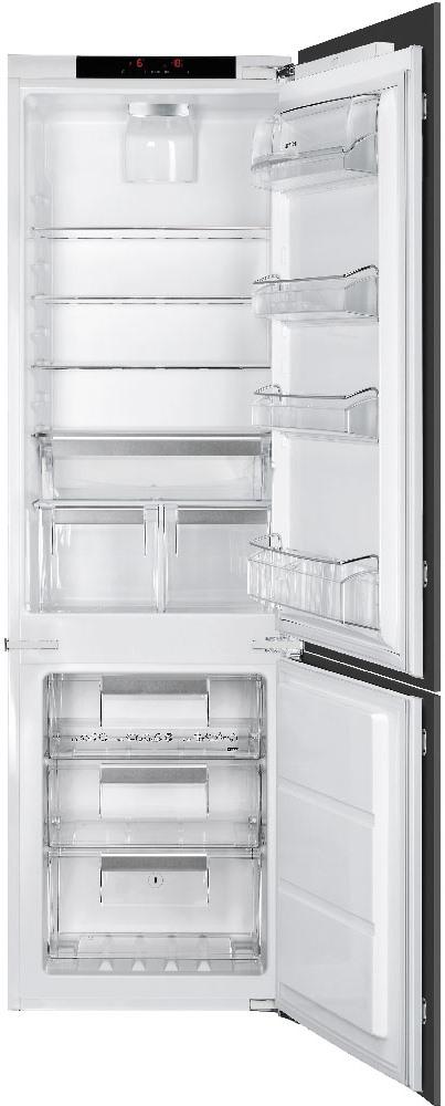 Встраиваемый холодильник Smeg CD 7276NLD2P