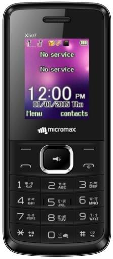 Мобильный телефон Micromax X507