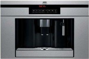 Встраиваемая кофеварка AEG PE3820 M
