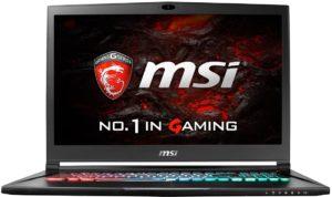 Ноутбук MSI GS73VR 7RG Stealth Pro [GS73VR 7RG-014]