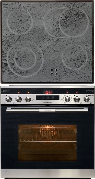 Встраиваемый комплект Kaiser EHC 69612 F Mond Set