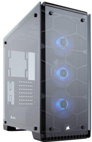 Корпус (системный блок) Corsair Crystal 570X RGB