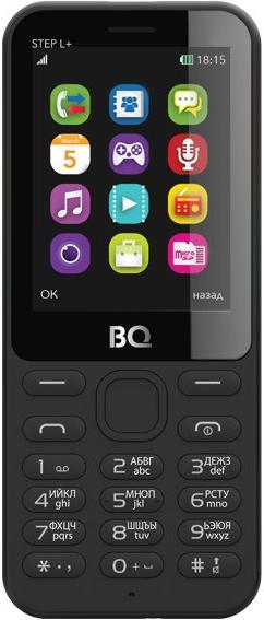 Мобильный телефон BQ BQ-2431 Step L+