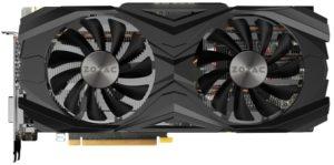 Видеокарта ZOTAC GeForce GTX 1070 Ti ZT-P10710C-10P