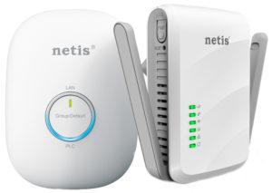 Powerline адаптер Netis PL7622KIT
