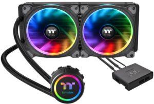 Система охлаждения Thermaltake Floe Riing RGB 280 TT Premium Edition
