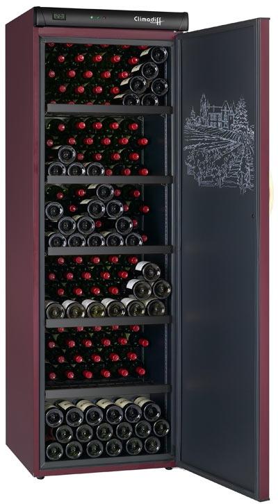 Винный шкаф Climadiff CVP265
