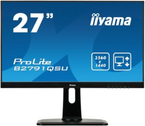 Монитор Iiyama ProLite B2791QSU-B1