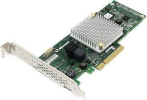 PCI контроллер Adaptec ASR-8405E