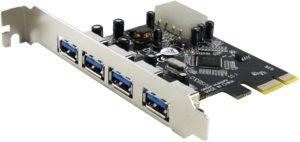 PCI контроллер Orient VA-3U4PE