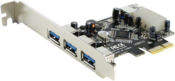 PCI контроллер Orient VA-3U31PE