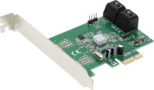 PCI контроллер Speed Dragon FG-EST18A-1