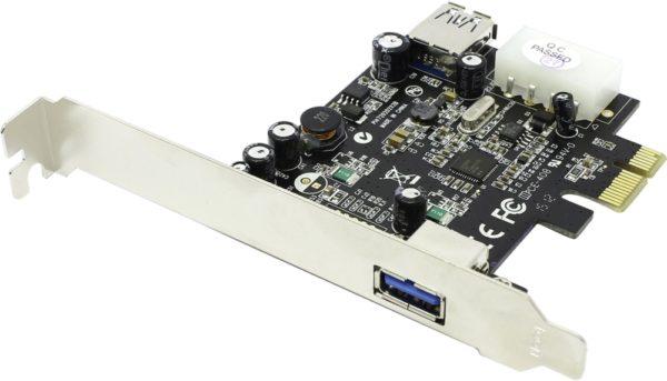 PCI контроллер STLab U-720