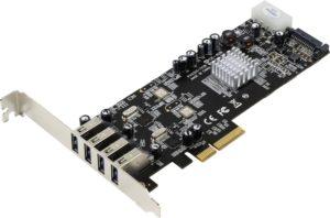 PCI контроллер STLab U-1010