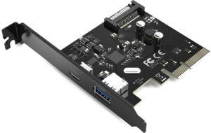PCI контроллер Orico PA31-AC