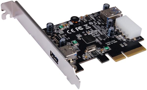 PCI контроллер STLab U-1140