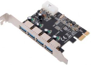 PCI контроллер VIA VL805