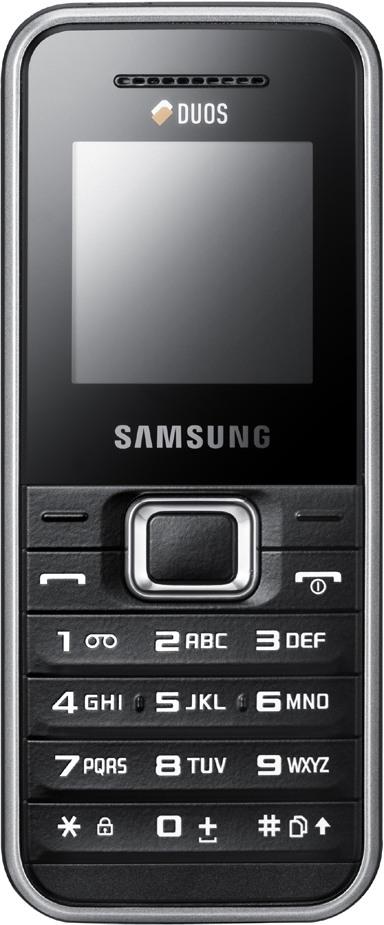 Мобильный телефон Samsung GT-E1182 Duos