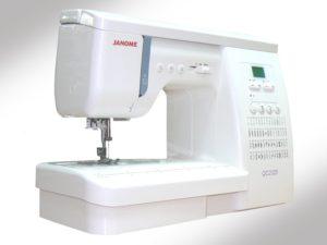 Швейная машина, оверлок Janome QC 2325